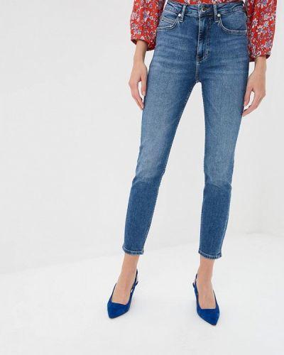 Прямые джинсы турецкий синие Silvian Heach