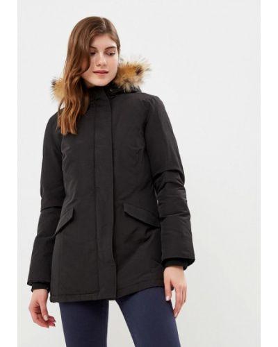 Зимняя куртка осенняя черная Rifle