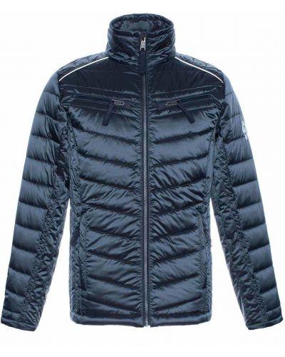 Утепленная куртка - серая Huppa