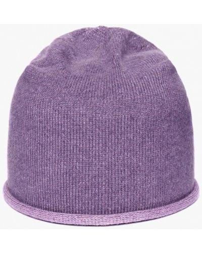 Фиолетовая шапка осенняя Mellizos