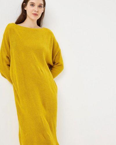 Платье вязаное осеннее Ruxara