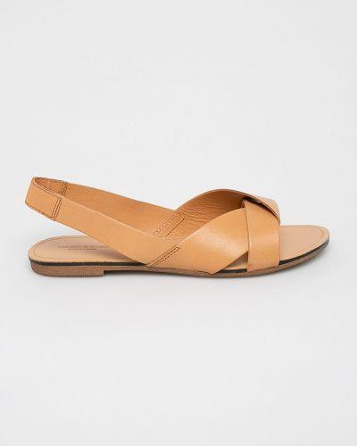 Сандалии кожаный коричневый Vagabond