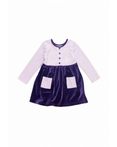 Платье на торжество фиолетовый Do-re-mi