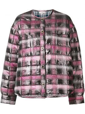 Длинная куртка - розовая Natasha Zinko