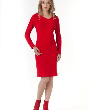 Платье миди платье-сарафан с вырезом Zip-art