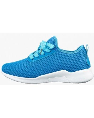 Кроссовки низкие голубой Inblu