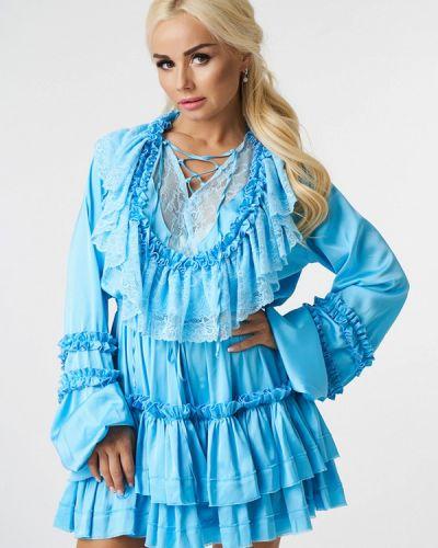 Вечернее платье осеннее Luxlook