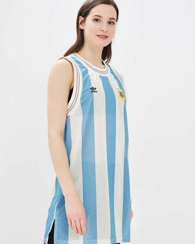 Платье футболка Adidas Originals