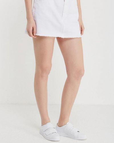 Джинсовая юбка весенняя Wrangler