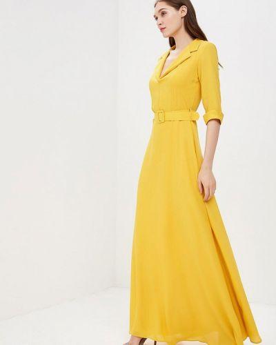 Платье весеннее испанский Bruebeck
