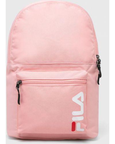 Рюкзак розовый Fila