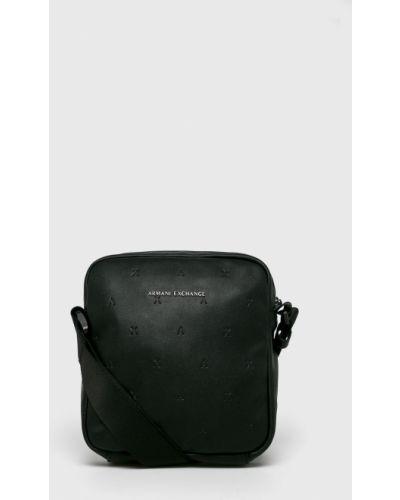 Кожаная сумка через плечо универсальный Armani Exchange