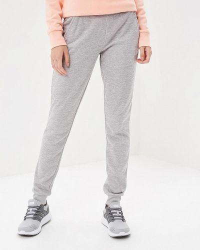 Серые спортивные брюки Adidas