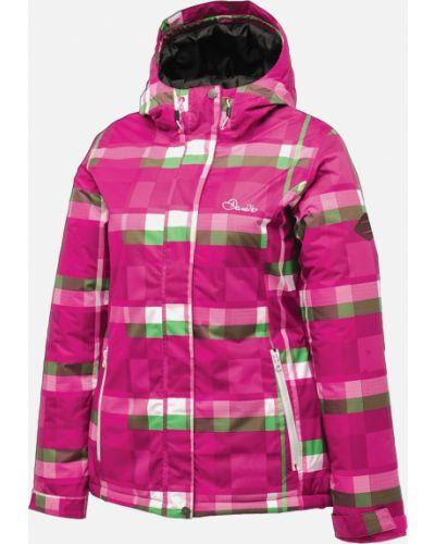 Куртка горнолыжная с капюшоном - розовая Dare 2b
