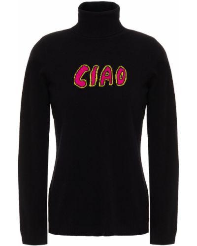 Кашемировый свитер - черный Bella Freud
