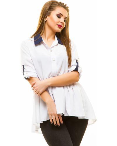 Блузка с манжетами свободного кроя Lacywear