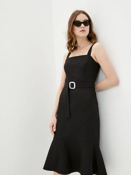 Черное платье Adl