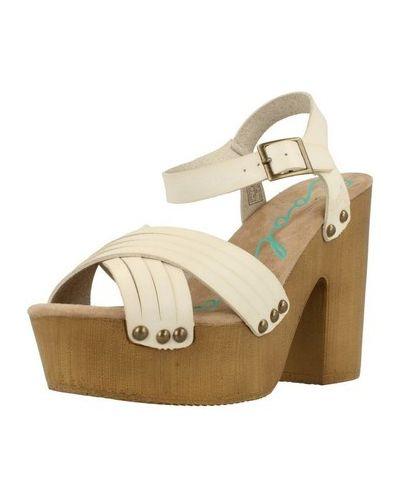 Białe sandały Coolway