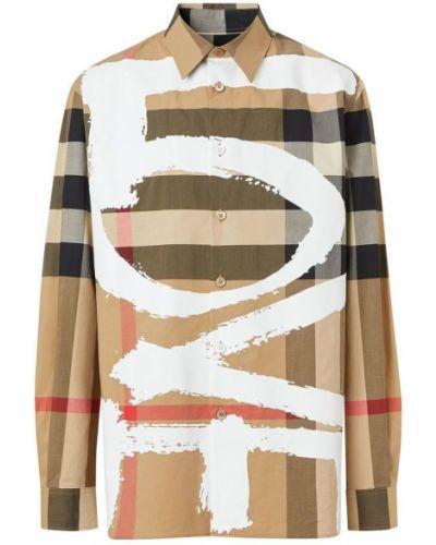 Klasyczna klasyczna koszula Burberry