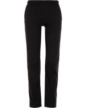 Спортивные брюки кожаные с карманами Salomon