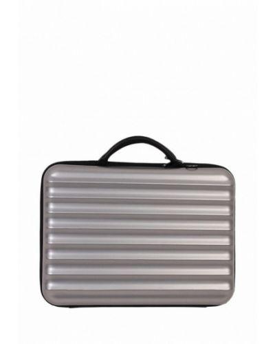 Серая дорожная сумка Sunvoyage