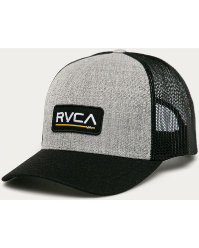 Szary kapelusz bawełniany Rvca