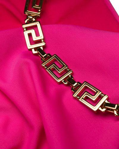 Бикини - розовый Versace