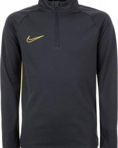 Серый джемпер прямой Nike