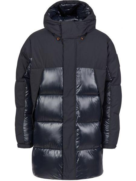 Куртка на пуговицах - черная Save The Duck