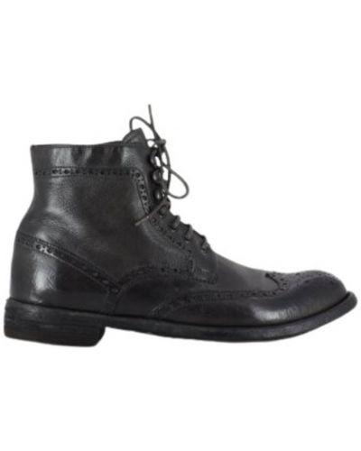 Ankle boots sznurowane Officine Creative