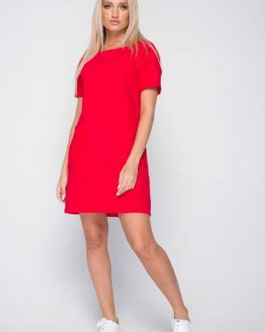 Летнее платье мини платье-сарафан Leleya
