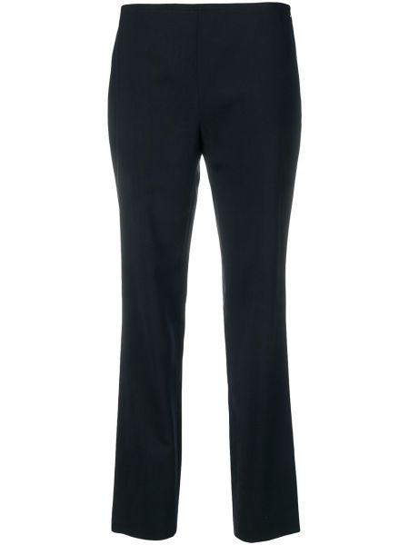 Желтые брюки винтажные узкого кроя Jil Sander Pre-owned