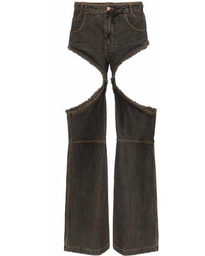 Мешковатые джинсы Telfar