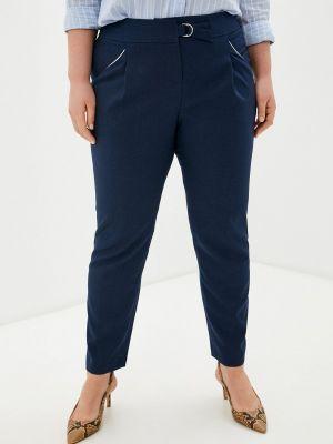 Прямые синие брюки Olbe