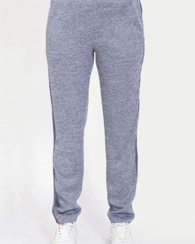 Прямые серые брюки Prima Linea