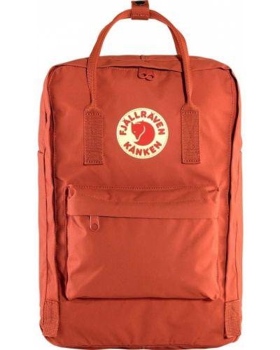 Czerwony plecak casual Fjällräven