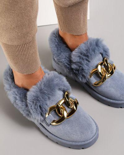 Niebieskie śniegowce Renee