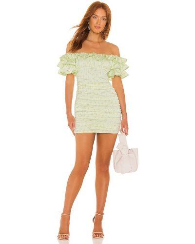 Satynowa sukienka Camila Coelho