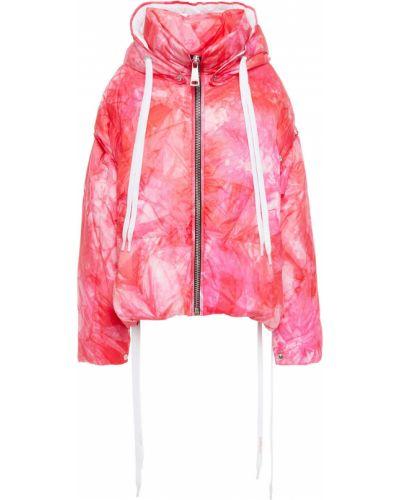 Różowa kurtka pikowana Khrisjoy