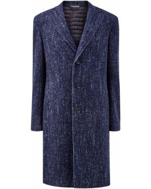 Пальто классическое итальянское прямое Canali