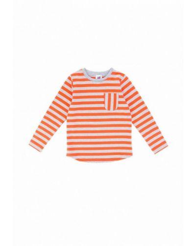 Оранжевый лонгслив Berry Wear