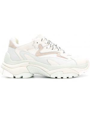Кожаные кроссовки белый Ash