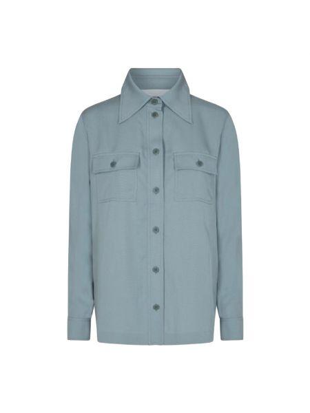 Niebieska bluzka Remain