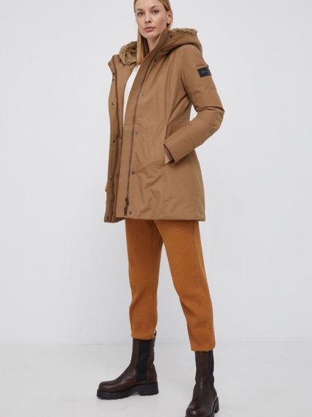 Длинная куртка Woolrich