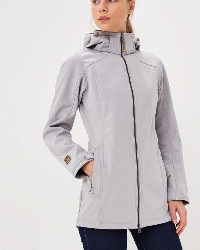 Серая куртка весенняя Icepeak