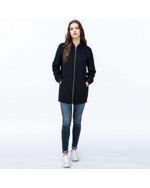 Куртка с вышивкой на молнии Lacoste
