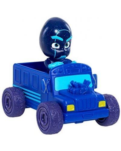 Синяя маска для ног Pj Masks