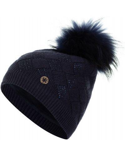 Флисовая шапка - синяя No Brand