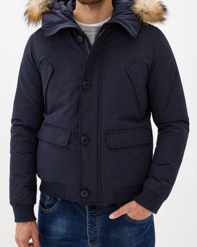 Утепленная куртка демисезонная осенняя Aarhon