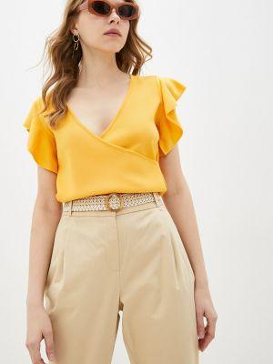 Желтый пуловер Adl